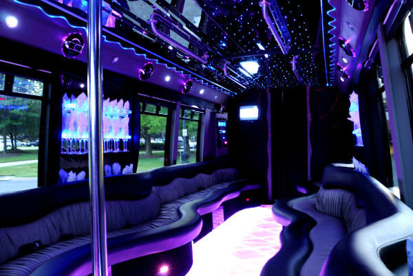 22 Seater Party Bus Augusta GA