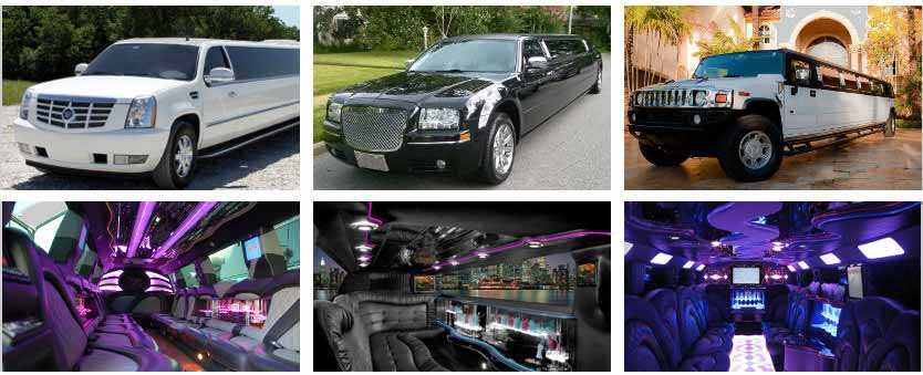Wedding Transportation Party Bus Rental Augusta