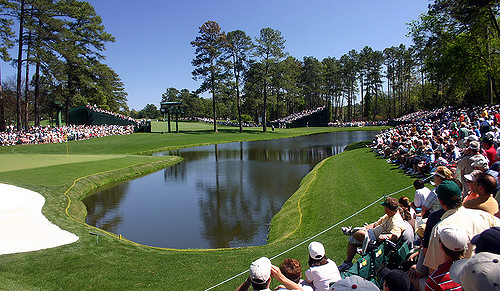 Augusta National Golf Club Limo Service