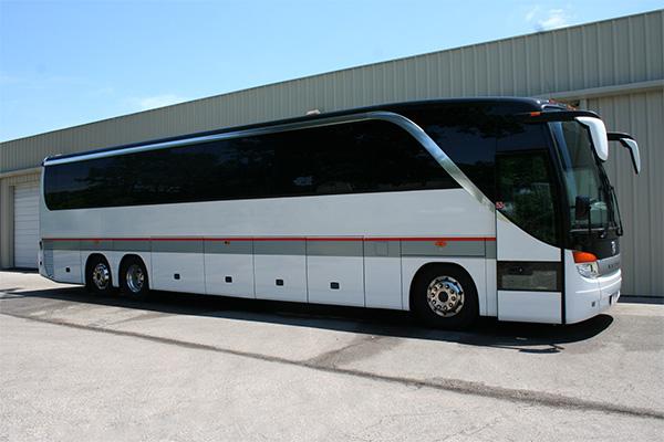 Augusta 56 Passenger Charter Bus